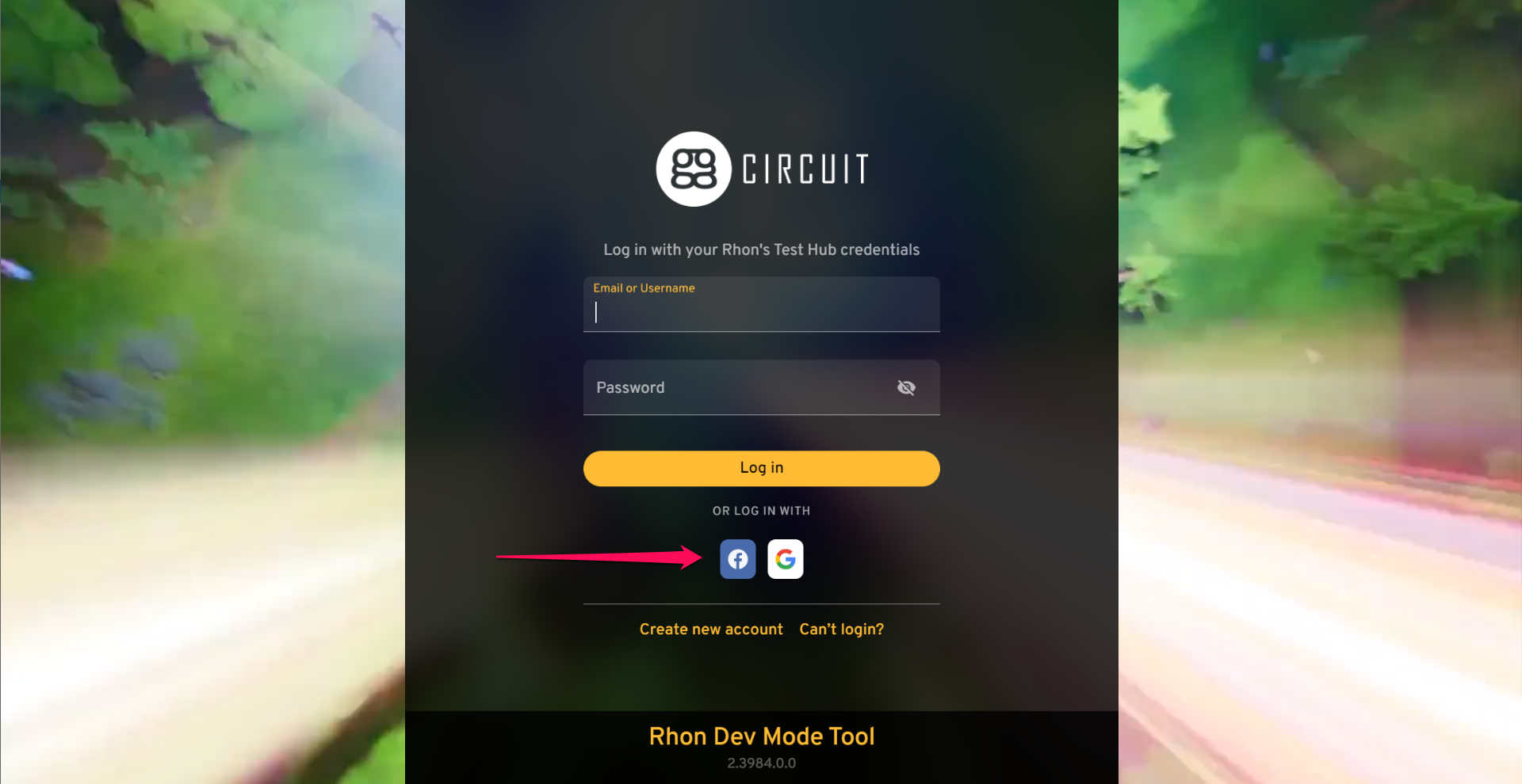 A users data will never be compromised when logging in using the QR code feature