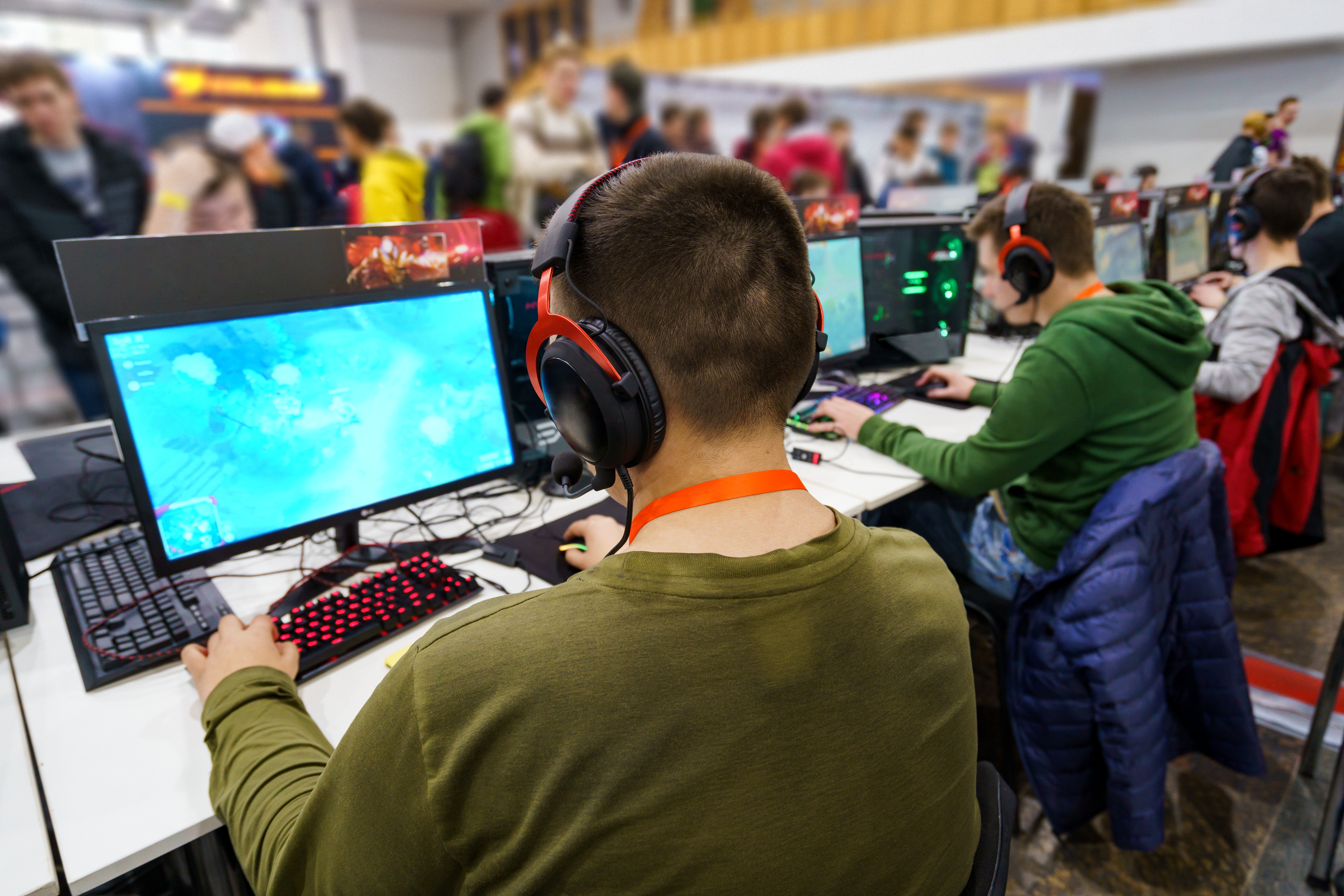 Cater your esports venue to all types of gamers.
