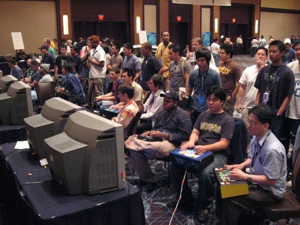 Fighting games are a good example that some gaming events need to be held in person