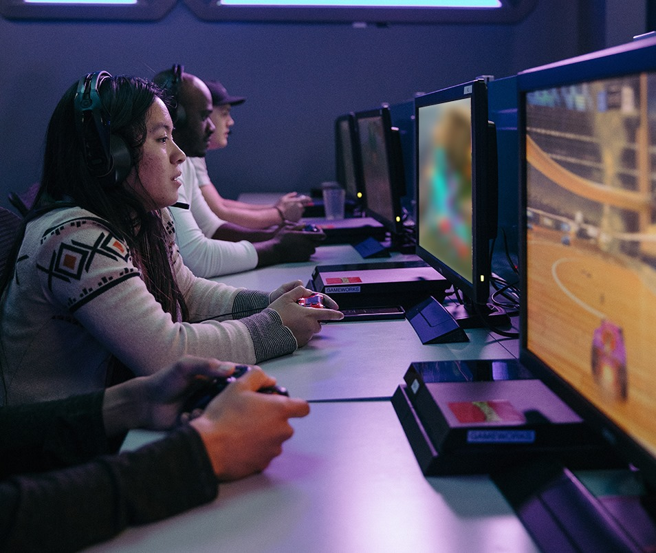 GameWorks — Seattle is home to esports gaming and competition