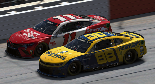 NASCAR iRacing is a good example that video games are good way to continue traditional sports