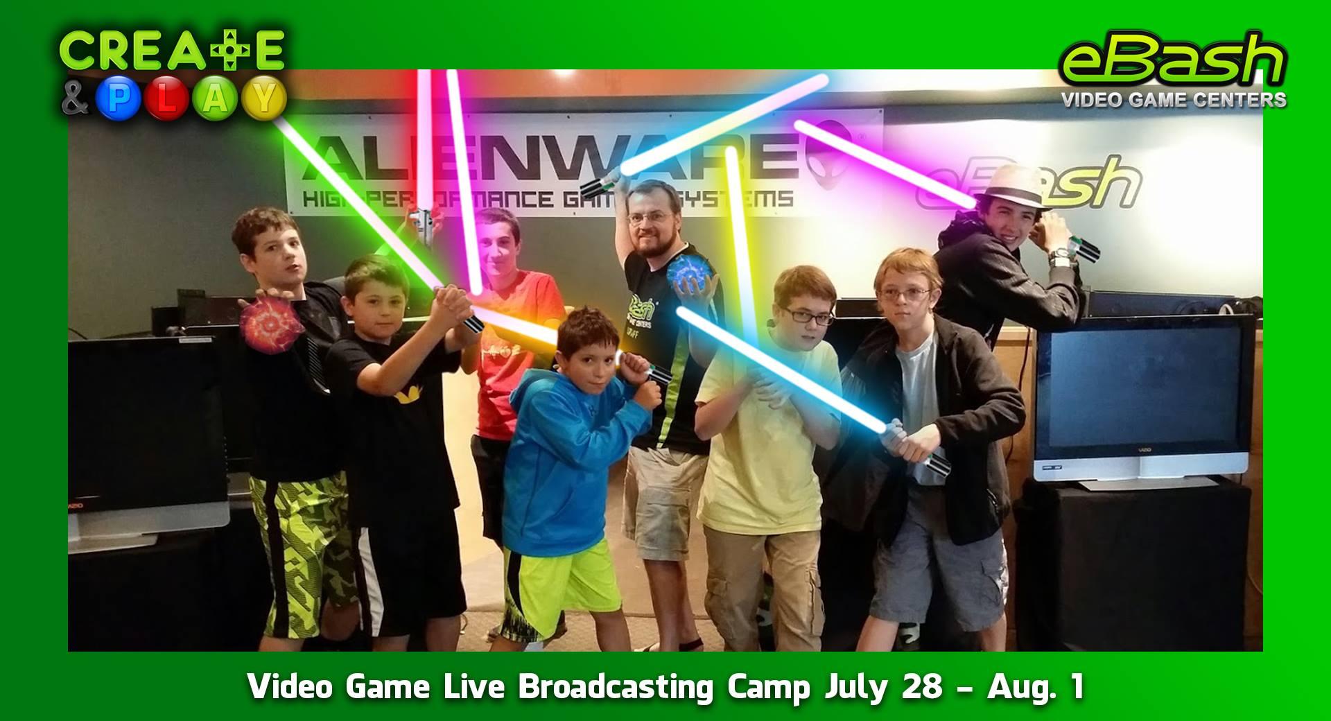Technology summer camp provides an alternative way to spend summer
