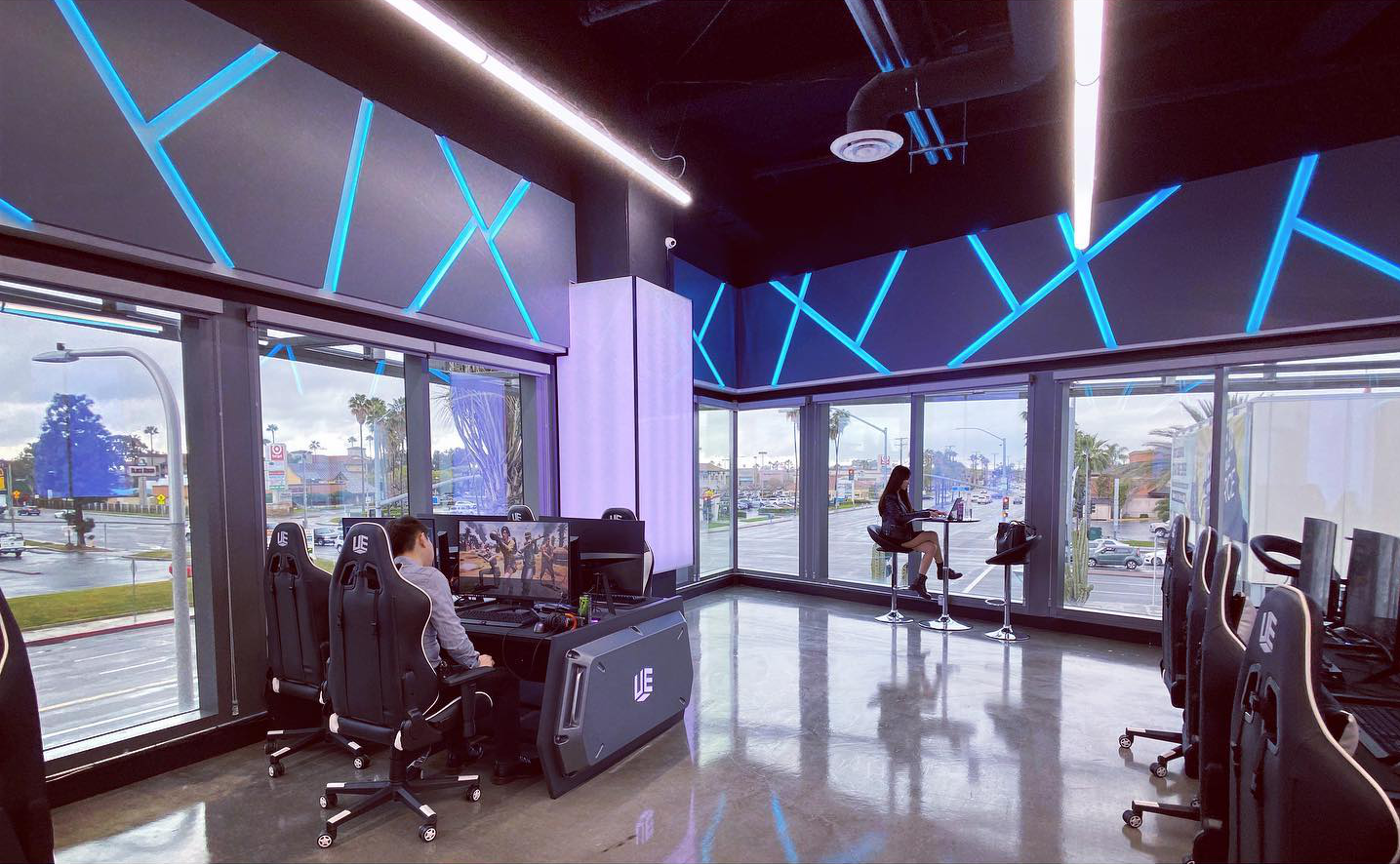 Ultimate Esport is the industry standard for esports venue cleanliness