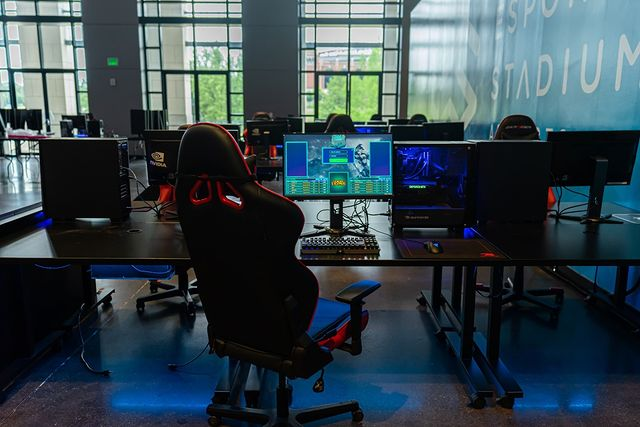 ggCircuit has done diskless boot work and ongoing maintenance for Esports Stadium Arlington.