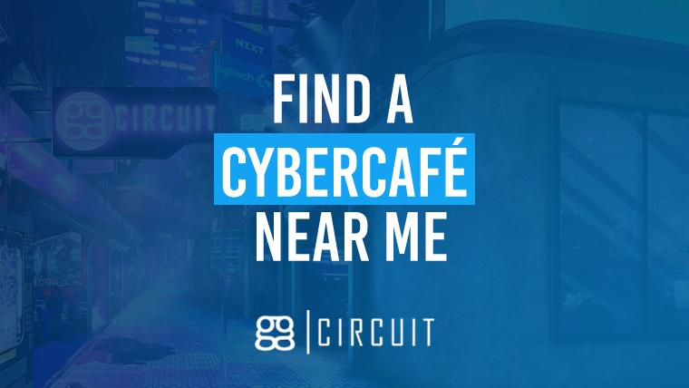Find a Cybercafé Near Me