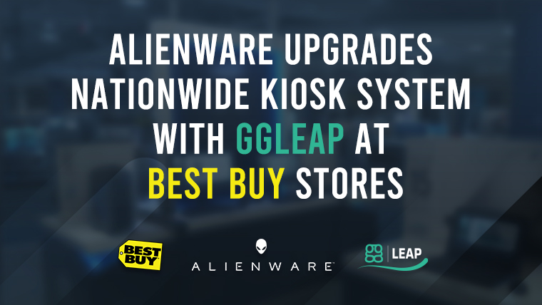 ggCircuit Upgrades Nationwide Alienware Kiosk Software at Best Buy Stores
