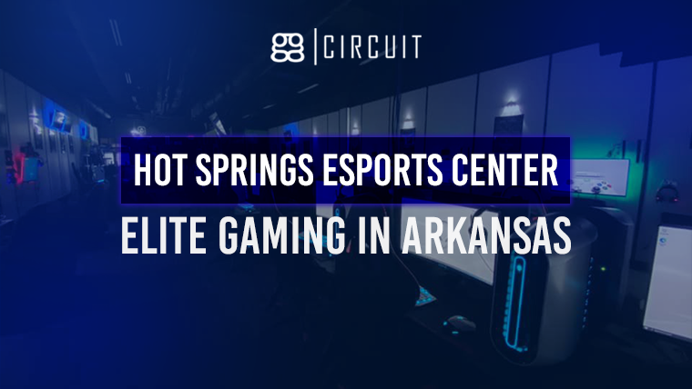 Hot Springs Esports Center: Elite Gaming in Arkansas