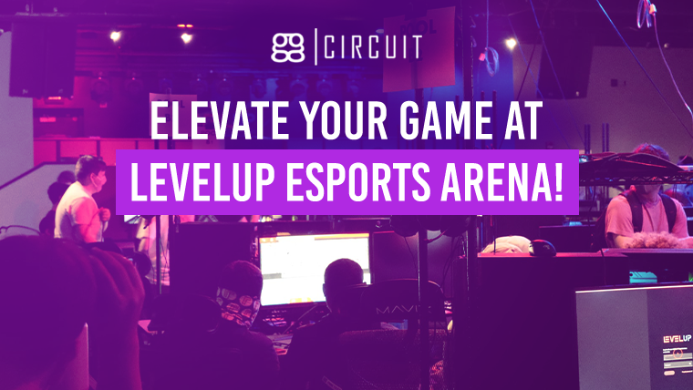 Level Up Your Game at LEVELUP Esports Arena