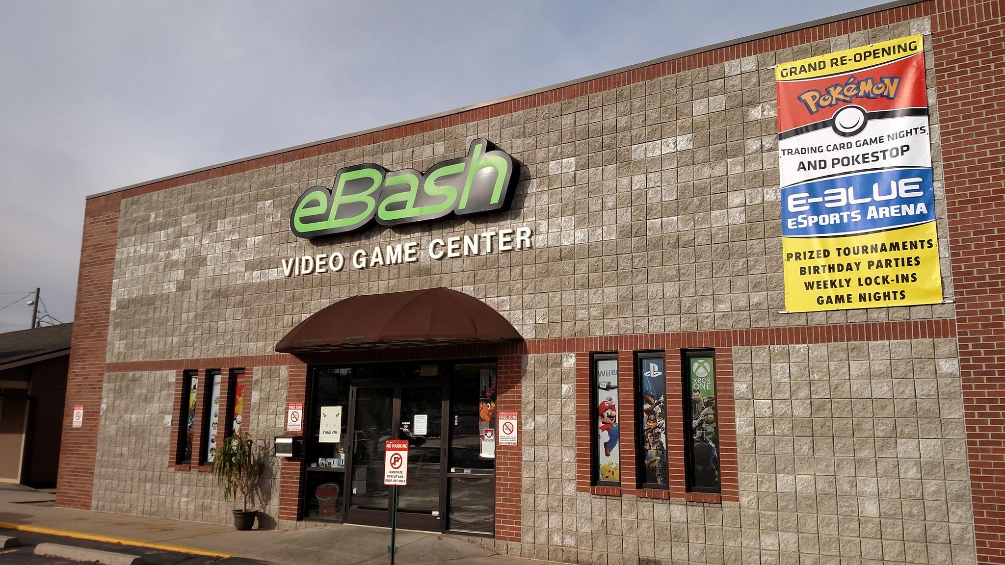 Our first venue eBash game center in Terre Haute, IN started in 2004.