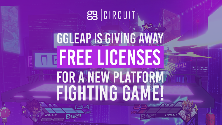 Rushdown Revolt fighting game available to ggLeap esports centers