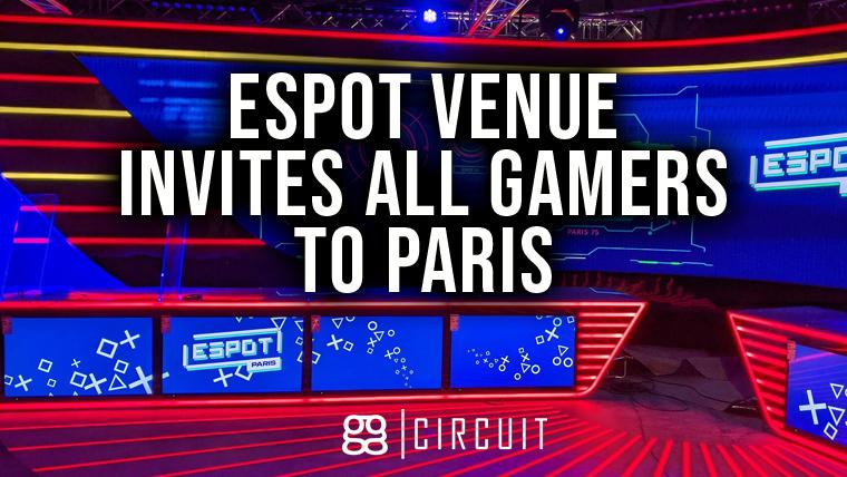 ESpot Esports Venue Invites All Types of Gamers in Paris