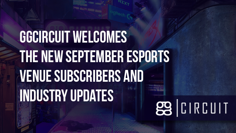 ggCircuit's New Gaming Center Subscribers and Industry Updates