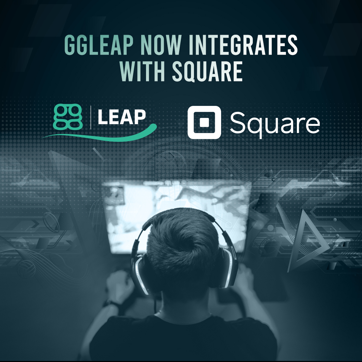 ggLeap and Square Integration Changing the Way We Game